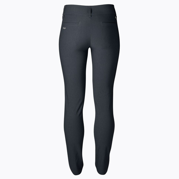 Daily Sports Magic Navy 32 Inch Trouser Ladies Golf - Rear