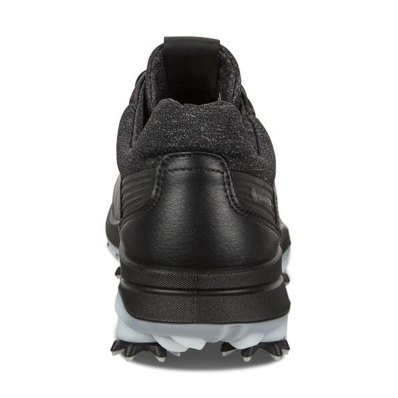Ecco Ladies Biom G3 Waterproof Golf Shoes- Black