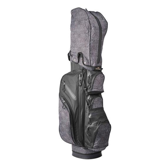 Ladies Waterproof Golf Cart Bag- Leopard