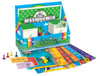FP-840 Learning Center Games - Math Power Set Level D (Reviews 4th Grade Math Skills)
