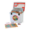 PA-600 All 6 Family Fun-Pack Reading Sets: R, P, A, B, C, and D