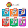 PA-700 All 6 Family Fun-Pack Math Sets: MR, MA, MB, MC, MD, and ME