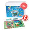 FUN-000 All 4 Math Fun-In-A-Bucket Game Sets (PK-3)