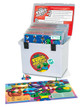 PA-632 Family Fun-Pack Game Set - Easy Reading in Spanish (with English labels)