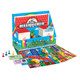 BD-700 Bundle Deal:  ALL 6 Math Frog Super Learning Center Game Sets PK-5
