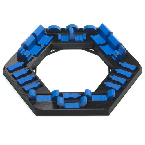 Settlers of Catan Piece Ring - Explorers & Pirates Expansion