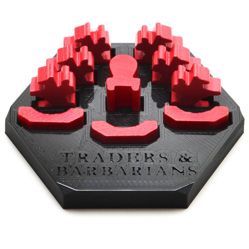 Settlers of Catan Piece Holder - Traders & Barbarians