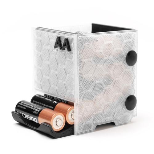 AA Battery Dispenser