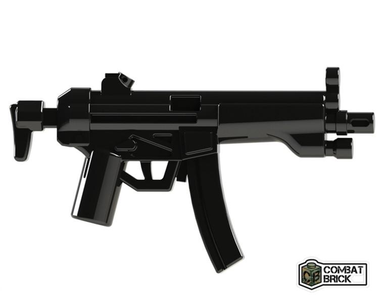 CombatBrick Heckler & Koch MP5 Submachine Gun