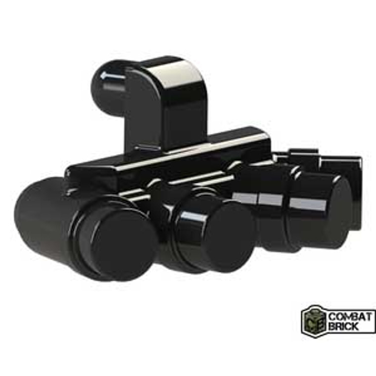 "CombatBrick Panoramic Night Vision Goggle : PNVG-18 ""Quad-eye"""