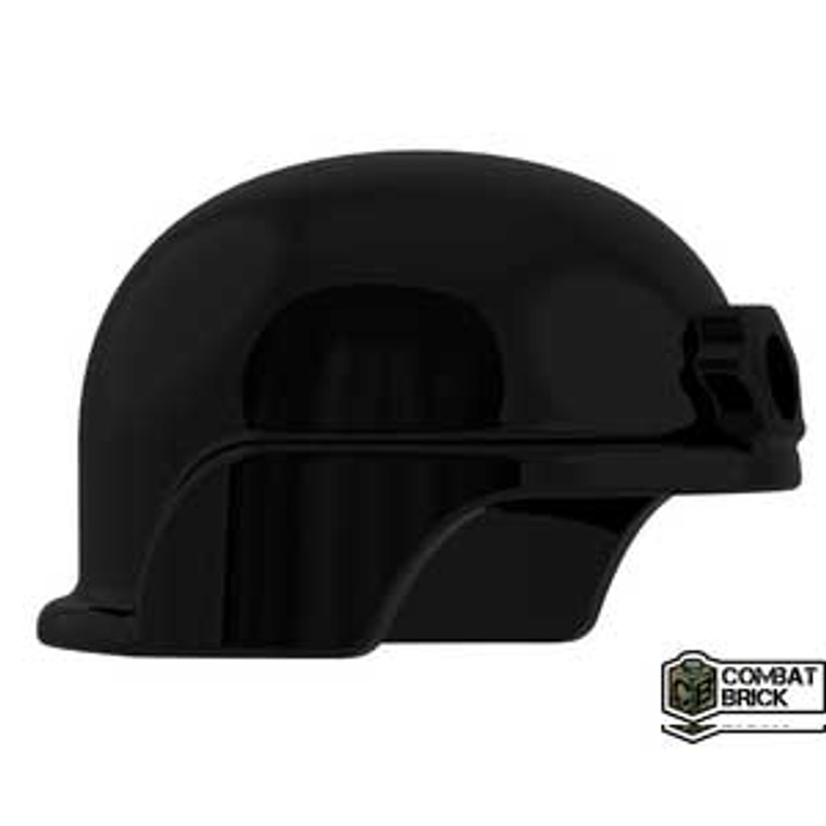 CombatBrick Modern Warfare : Advanced Combat Helmet (Night Vision Goggles compatible)