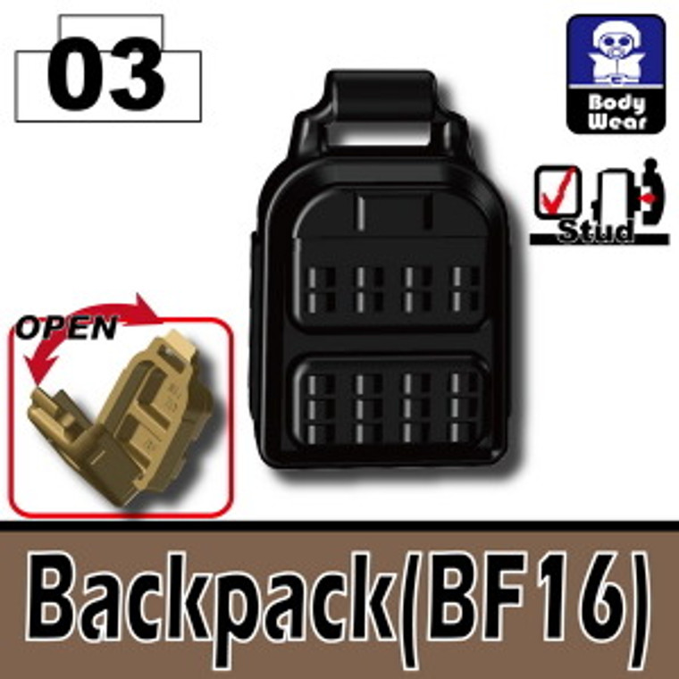 Backpack (BF16)