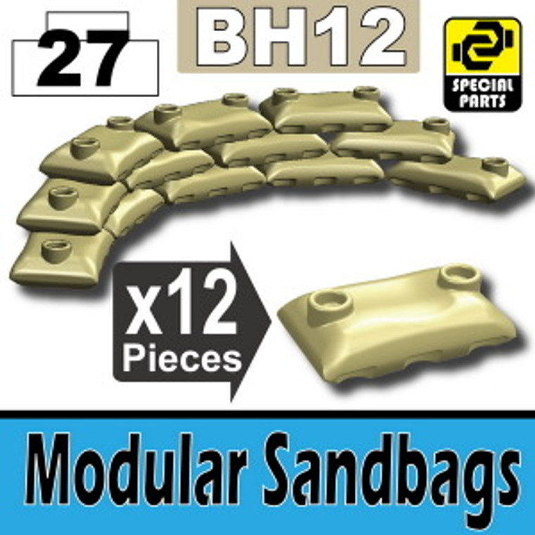 Modular Sandbags (BH12) - Tan