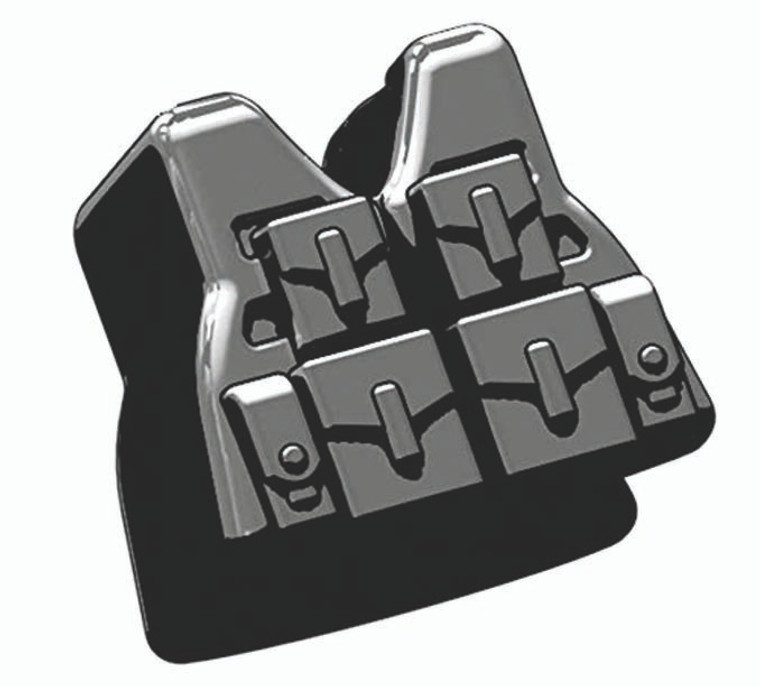 BrickArms Lightweight Combat Vest LCV - SAW