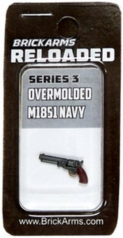 BrickArms RELOADED - M1851 Navy Revolver