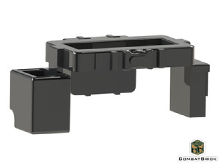 - CombatBrick Tactical Belt with Holster