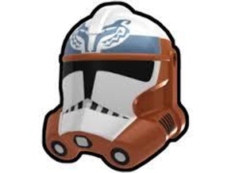 SNK Orange Trooper Helmet