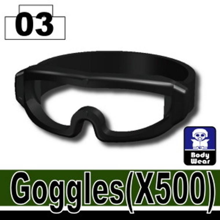 Goggles (X500)