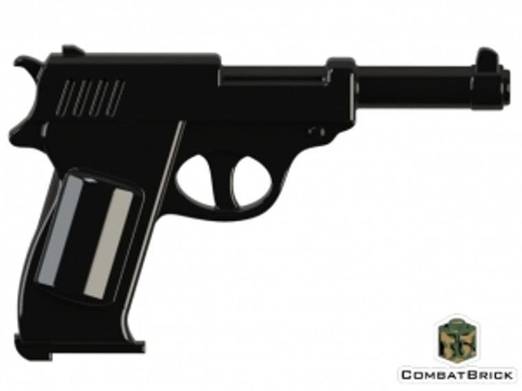 CombatBrick WWII: German Walther P-38 Pistol
