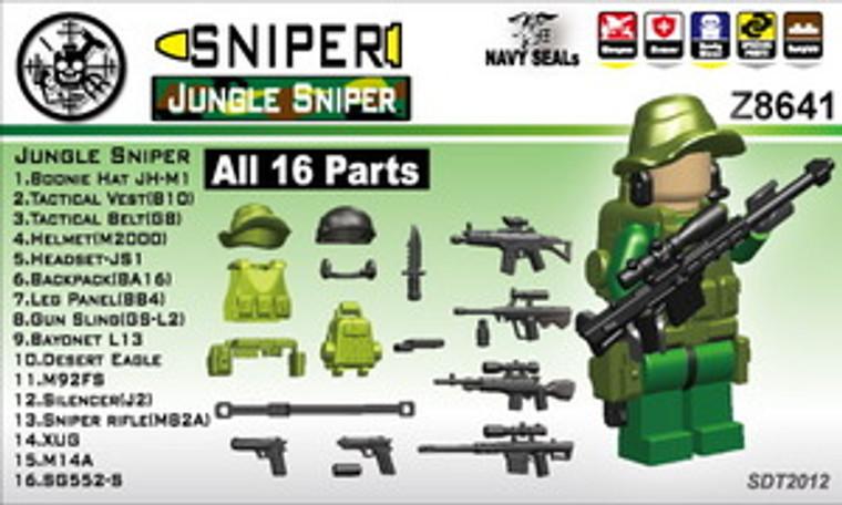 - Jungle Sniper Pack