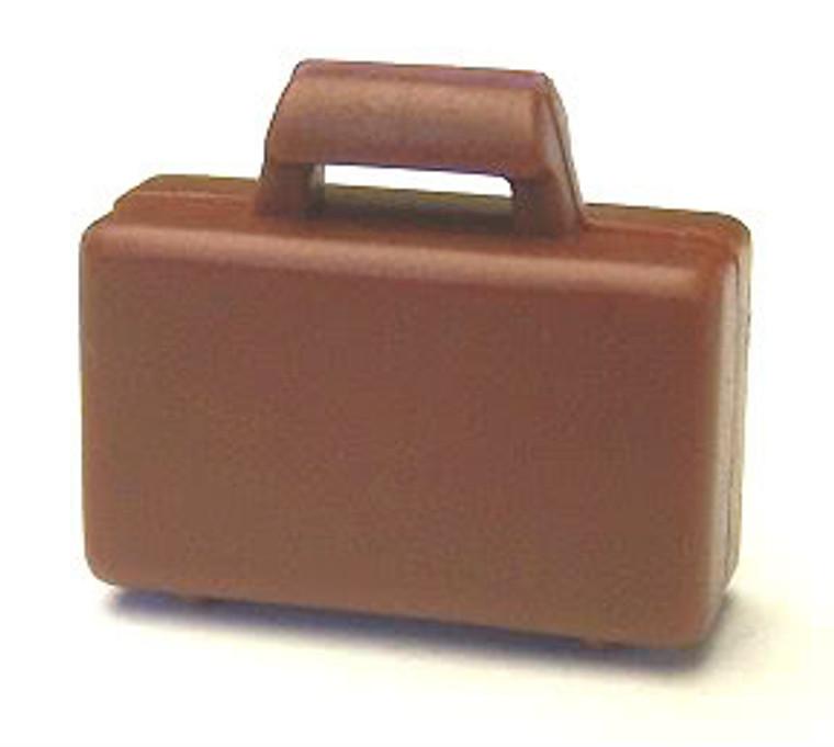 Lego Brown Mini Suitcase
