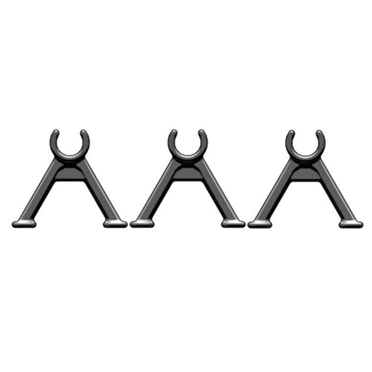 BrickArms Bipod Trio (x3)