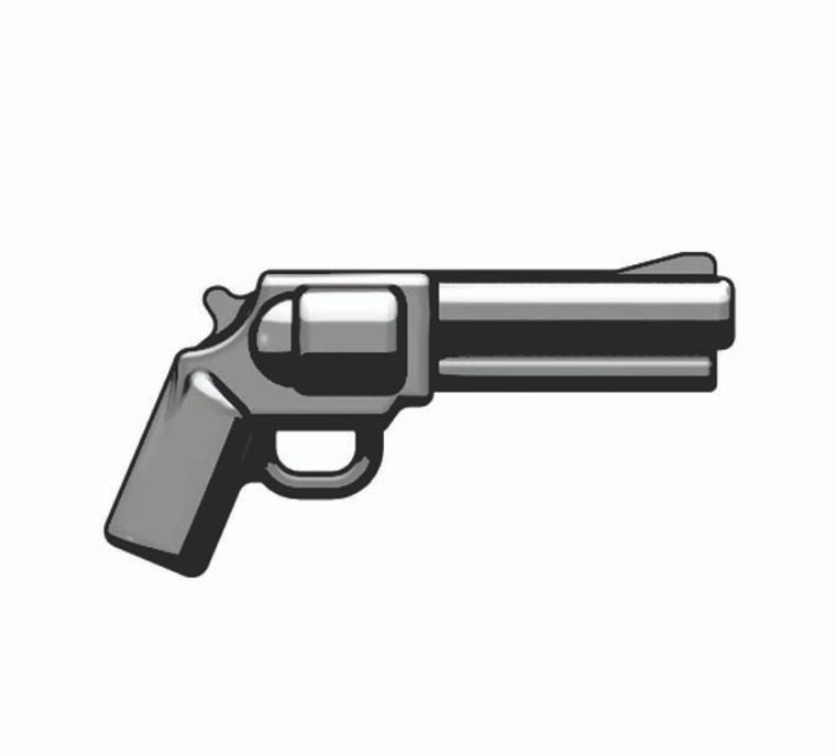 BrickArms Magnum Revolver