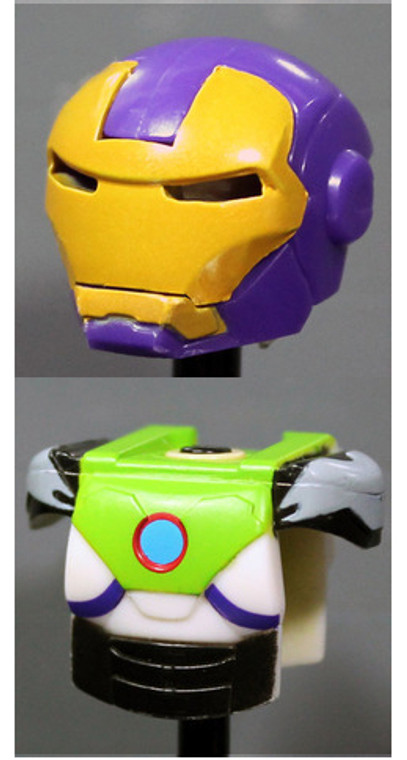 Clone Army Customs MK Infinity Helmet & Armor