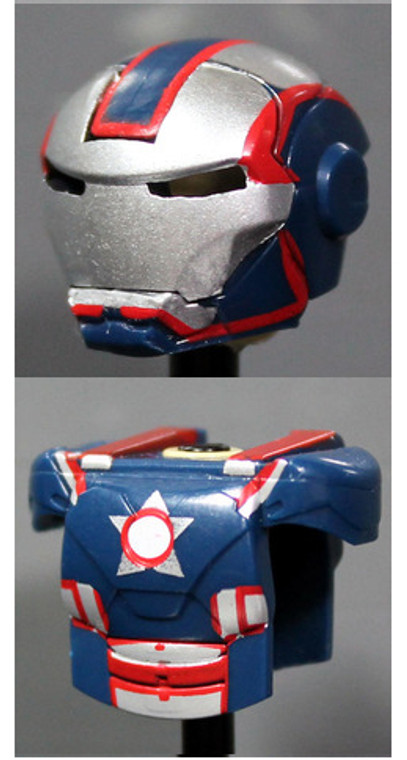 Clone Army Customs MK Merica Helmet & Armor