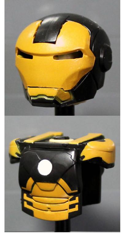 Clone Army Customs MK Black Helmet & Armor