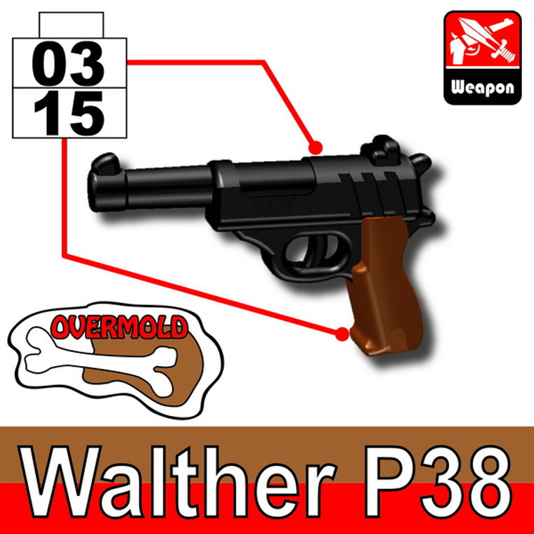 Sidan Walther P38