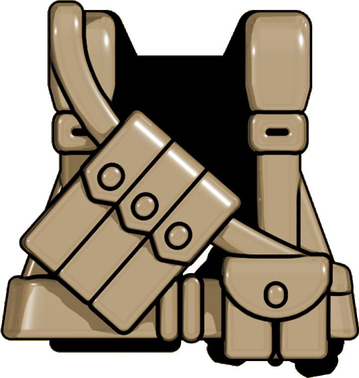 Brickarms WW2 Vest - US Ranger