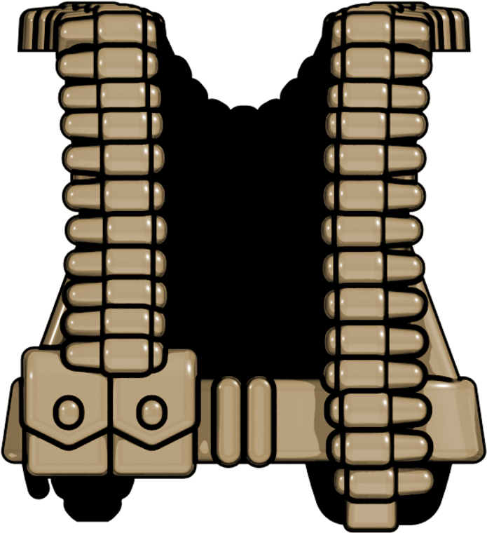 Brickarms WW2 Vest - US Gunner