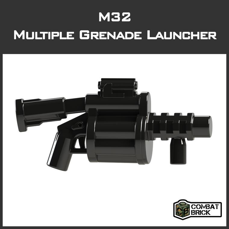 CombatBrick M32 MGL (Multiple shot Grenade Launcher)