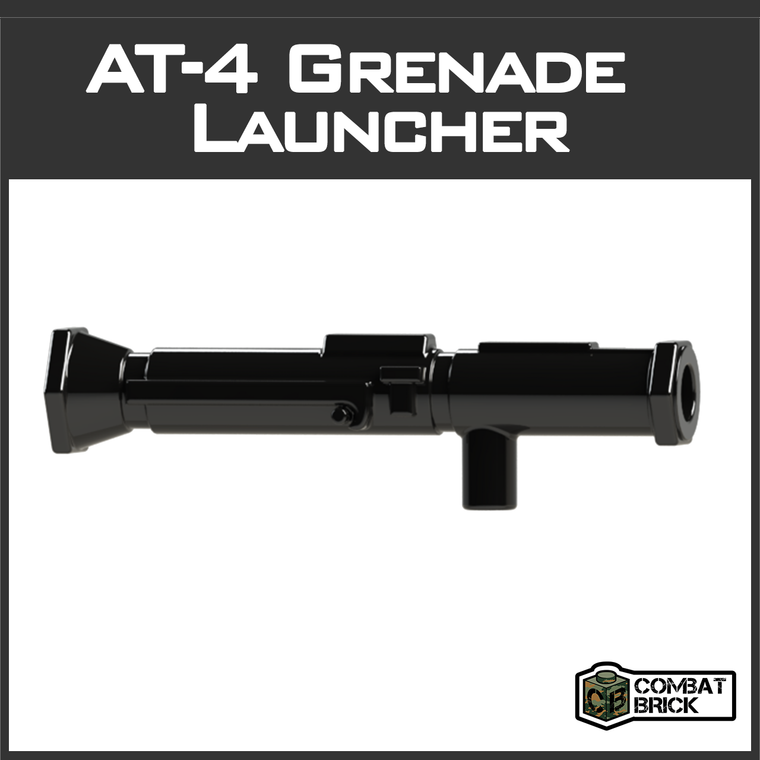 CombatBrick AT-4 Grenade Launcher