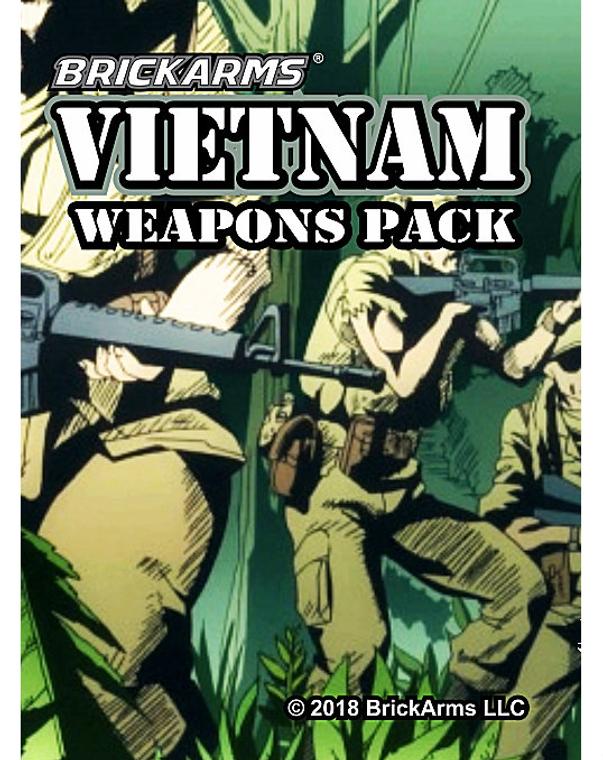BrickArms Vietnam Pack