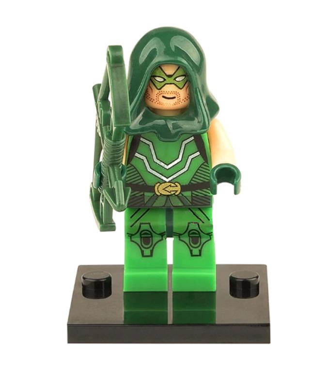 Minifigure - DC - Green Arrow