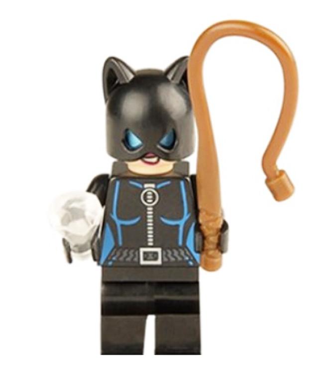 Minifigure - DC - Cat Woman