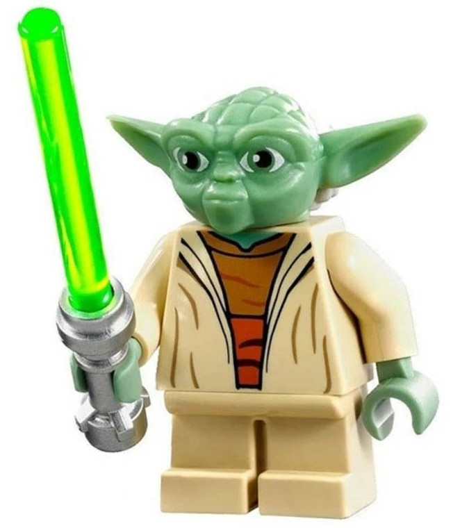 Minifigure - Star Wars - Yoda