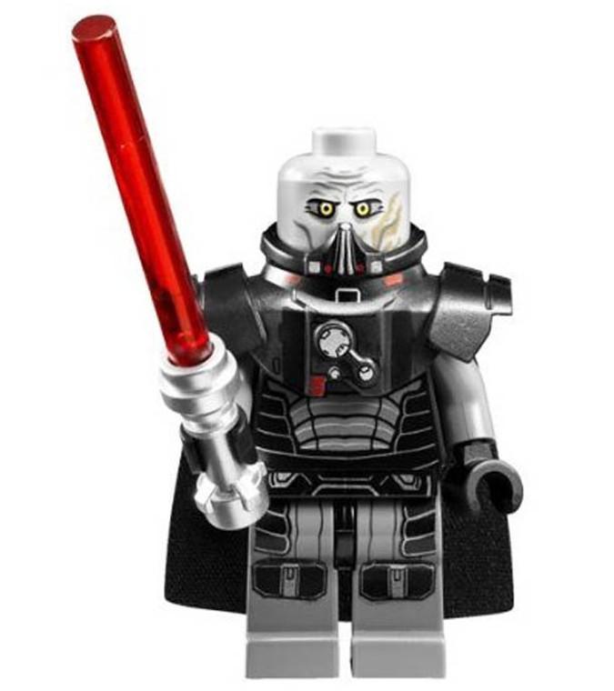 Minifigure - Star Wars - Darth Malgus