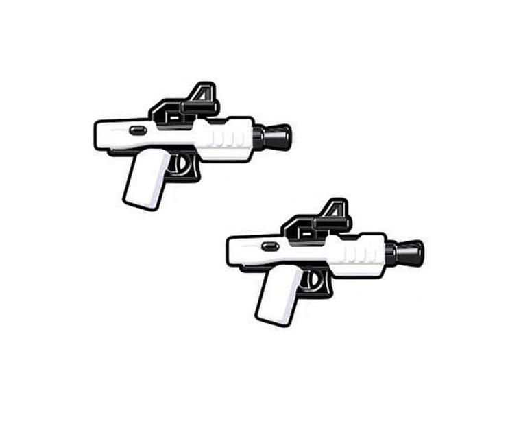 BrickArms Trooper Gear Blaster Pistols (x2)