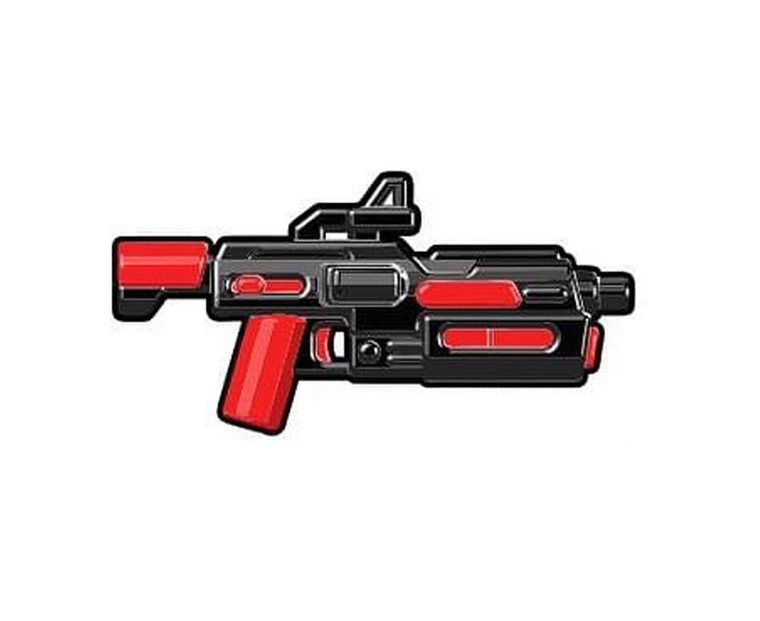 BrickArms Trooper Gear DARK Blaster Rifle