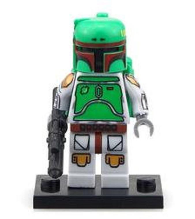 Minifigure - Star Wars - Boba Fett Classic
