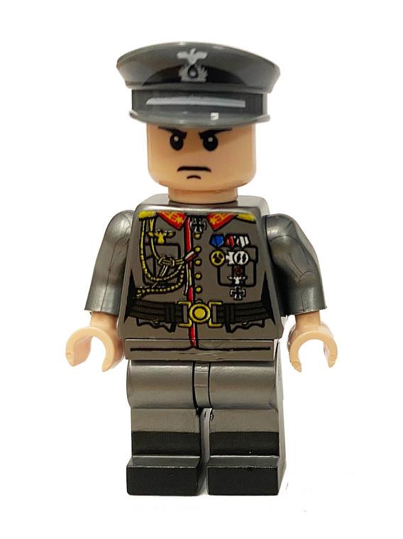 Custom Minifigure - WW2 German General