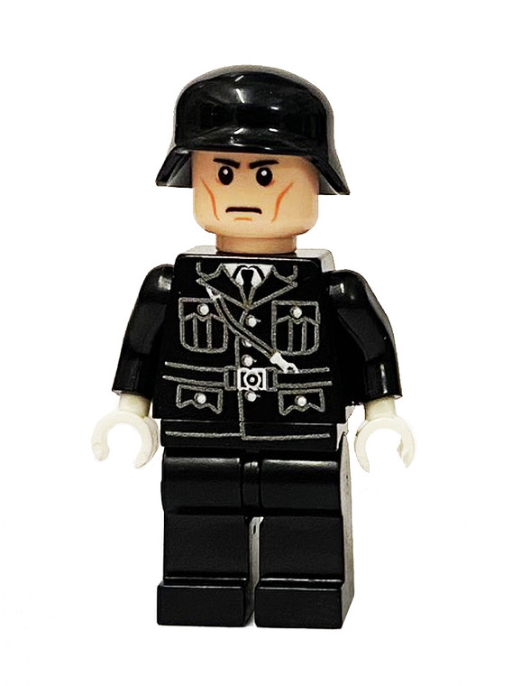 Custom Minifigure - WW2 SS Soldier