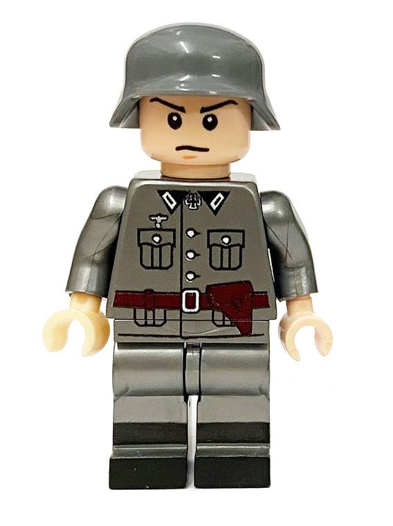 Custom Minifigure - WW2 German command Soldier