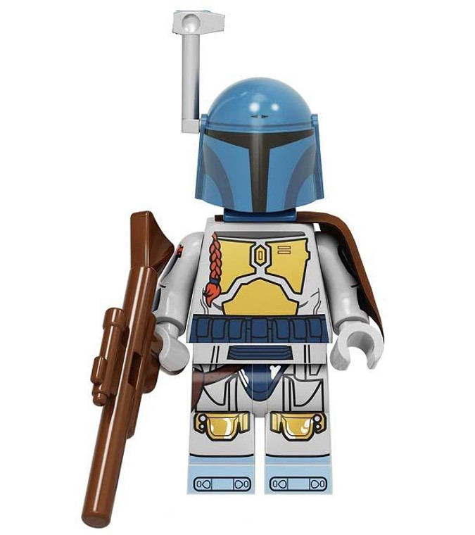 Minifigure - Star Wars - Boba Fett (Animated)