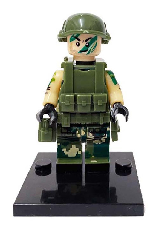 Custom Minifigure - Special Forces #2
