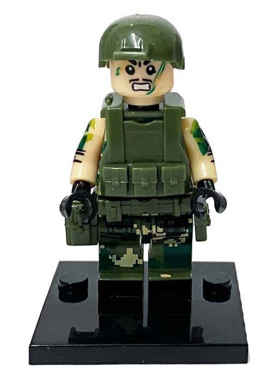 Custom Minifigure - Special Forces #5