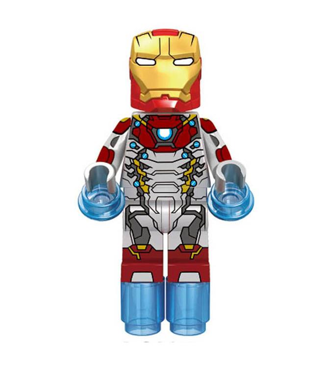 Minifigure - Marvel - Iron Man MK 47